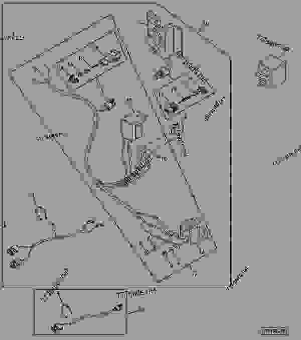John Deere Greenstar Wiring Harness : 35 Wiring Diagram