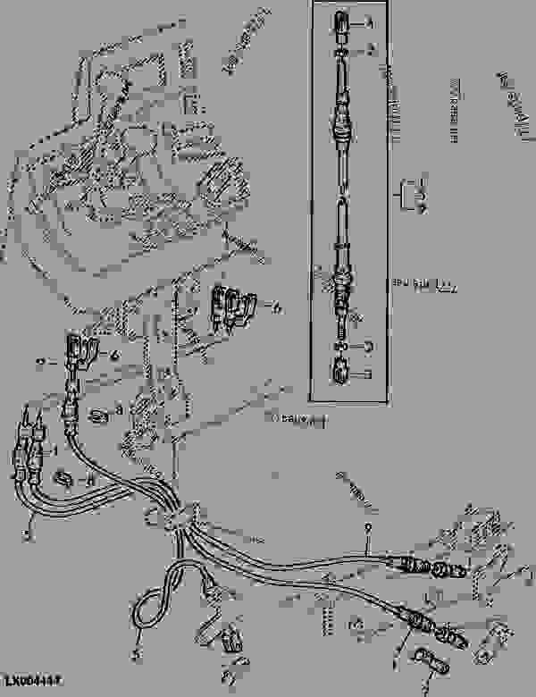CABLES BOWDEN DEL CAMBIO DE MARCHAS (POWRQUAD) [03C03