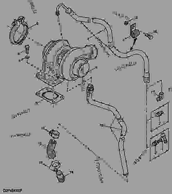 Wiring Diagram John Deere Skid Steer For Reference John