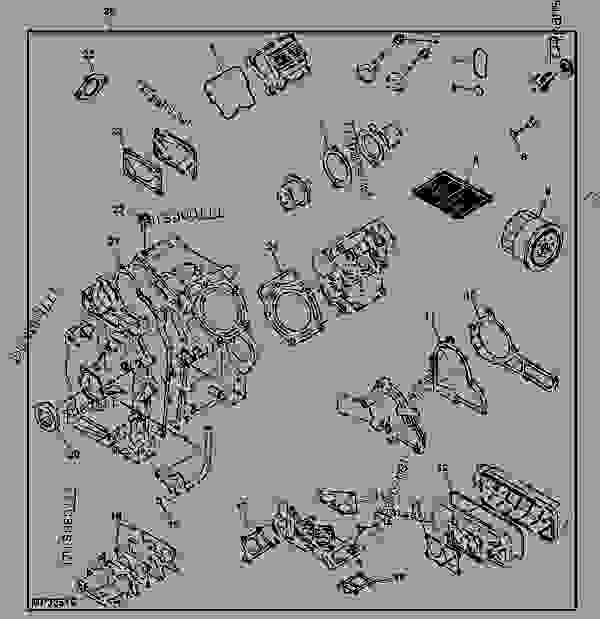 John Deere Gator 4x2 Wiring Diagram, John, Free Engine
