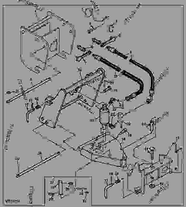 Wiring Diagrams Likewise John Deere Lawn Tractor Diagram