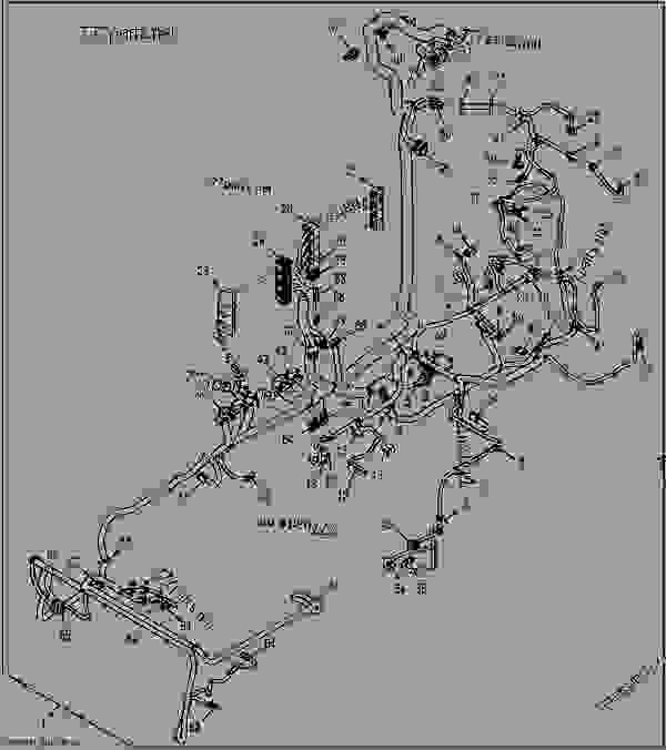 John Deere D140 Lawn Tractor Parts Diagram, John, Free
