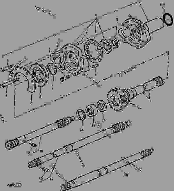 Jd 2020 Wiring Diagram Jd 3130 Wiring Diagram ~ Elsavadorla