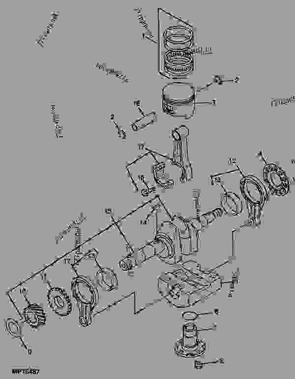 John Deere Gator 825i Wiring Diagram John Deere Gator 850D