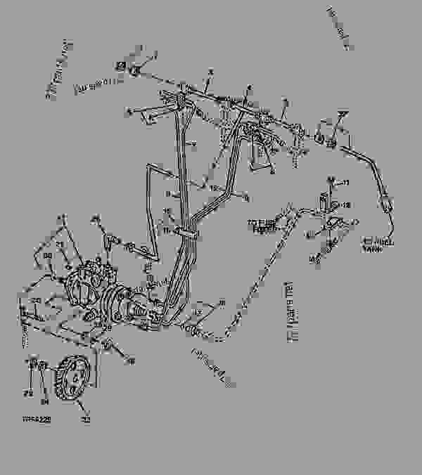 Fuel Injection System (12 Volt Stanadyne DB4)(PE4045DT050