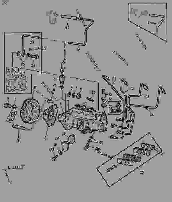 John Deere 2755 Wiring Diagram John Deere 3020 Diesel