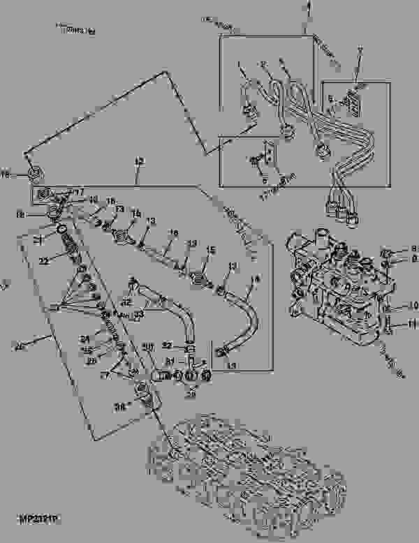 2020 John Deere Injection Pump Diagram. 2020. Tractor