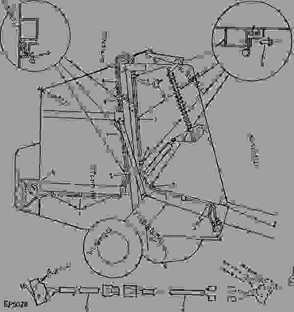 John Deere 535 Baler Monitor Wiring Diagram : 43 Wiring