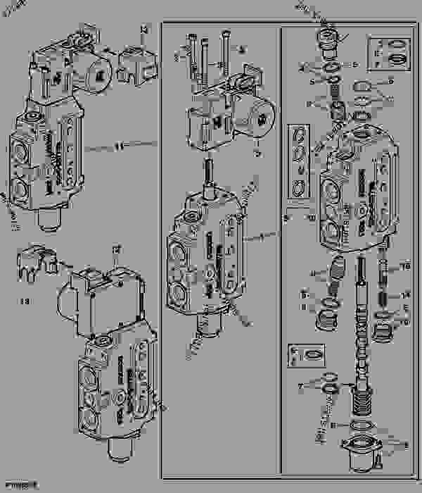 300 SERIES ELECTRONICALLY OPERATED SELECTIVE CONTROL VALVE