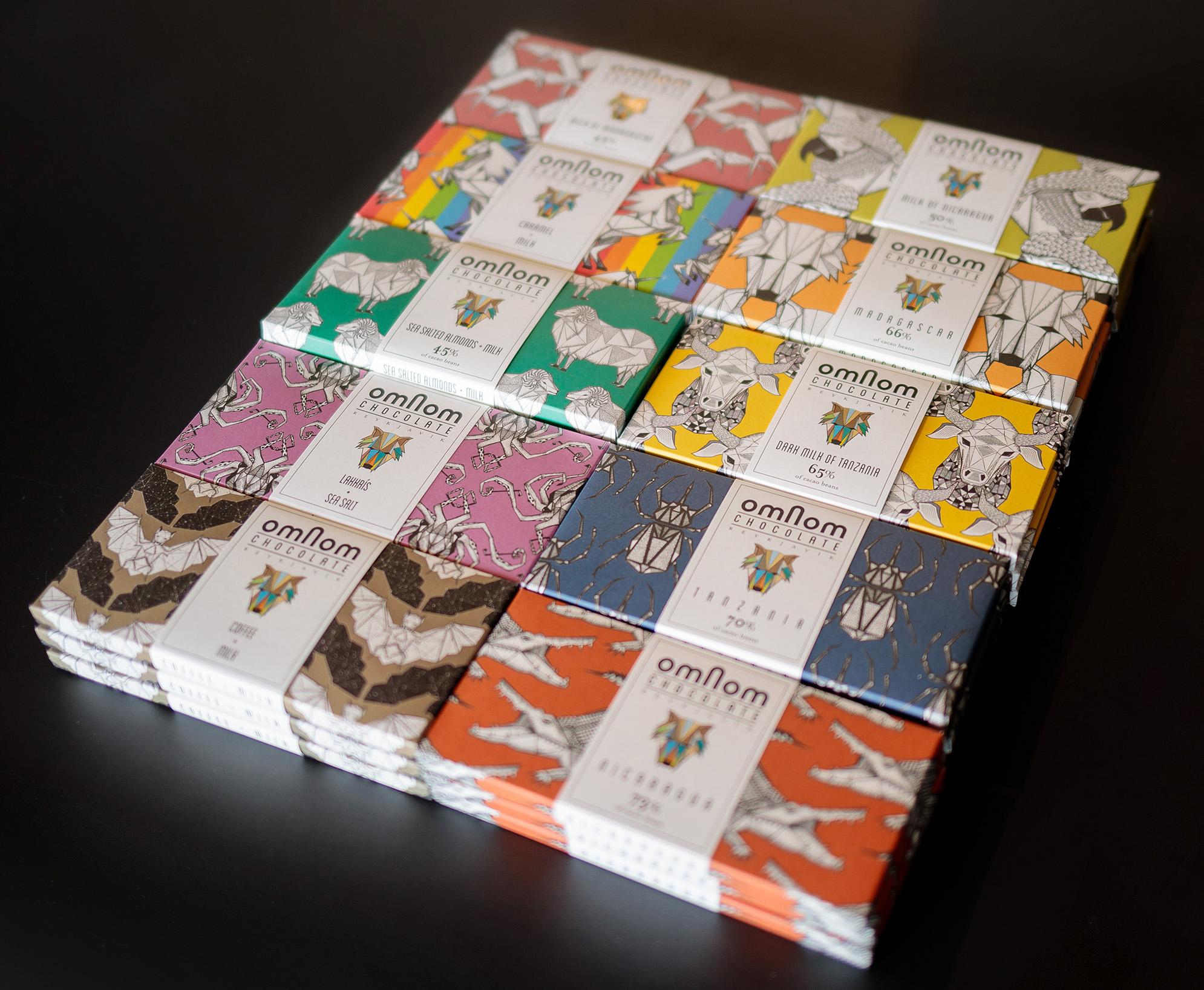 冰島手信| OmNom巧克力—你知道他們有一個可以參觀的朱古力工廠嗎? | Guide to Iceland
