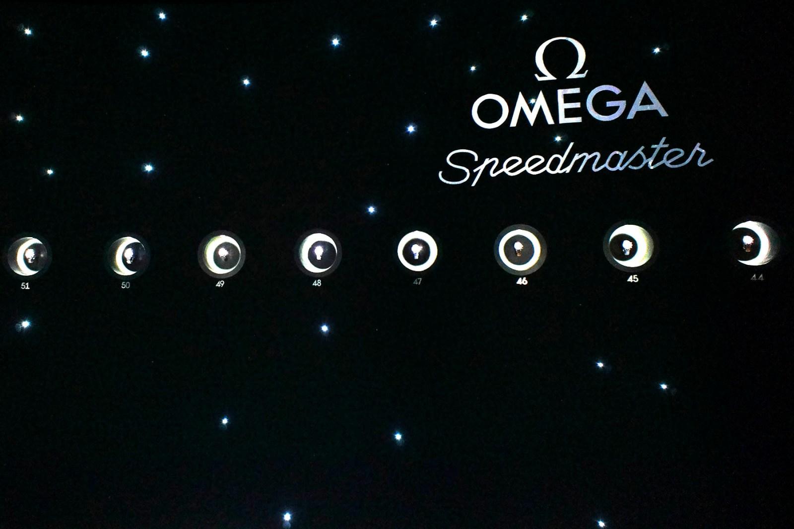 OMEGA 上海 Speedmaster 60 周年盛宴回顧