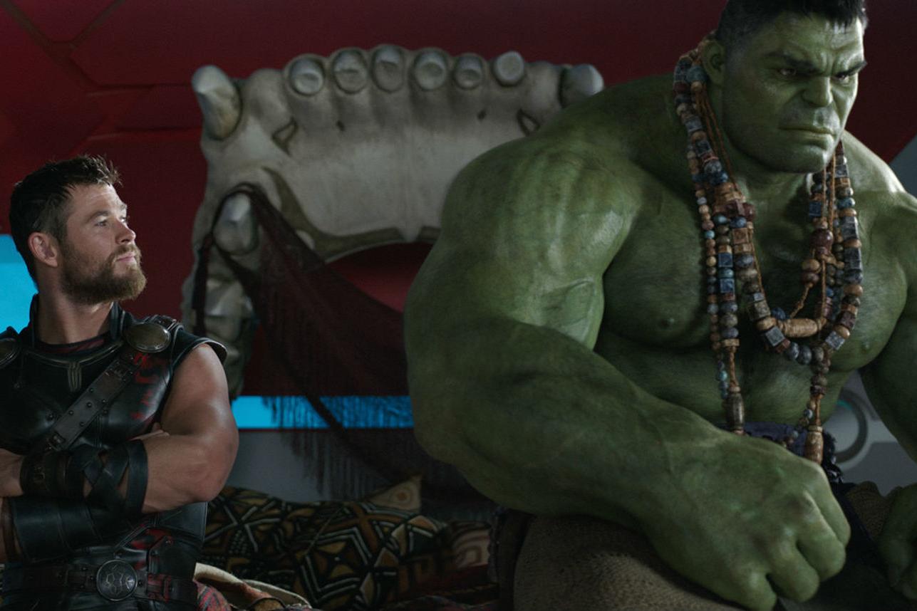 Mark Ruffalo 透露《Thor: Ragnarok》只是 Hulk 轉變的開始