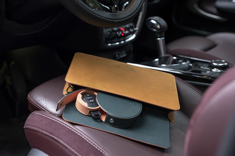 空間利用的創意:MINI CLUBMAN 如何用三件設計改變車內空間?