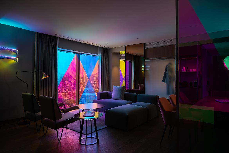 走進韓國首爾人氣酒店 RYSE HOTEL