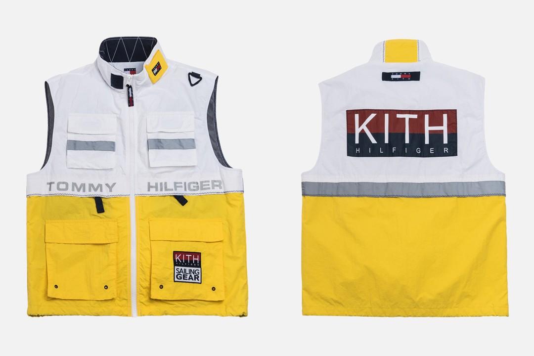 獨家: Ronnie Fieg 親自解構 KITH x Tommy Hilfiger 2019 春夏聯名系列