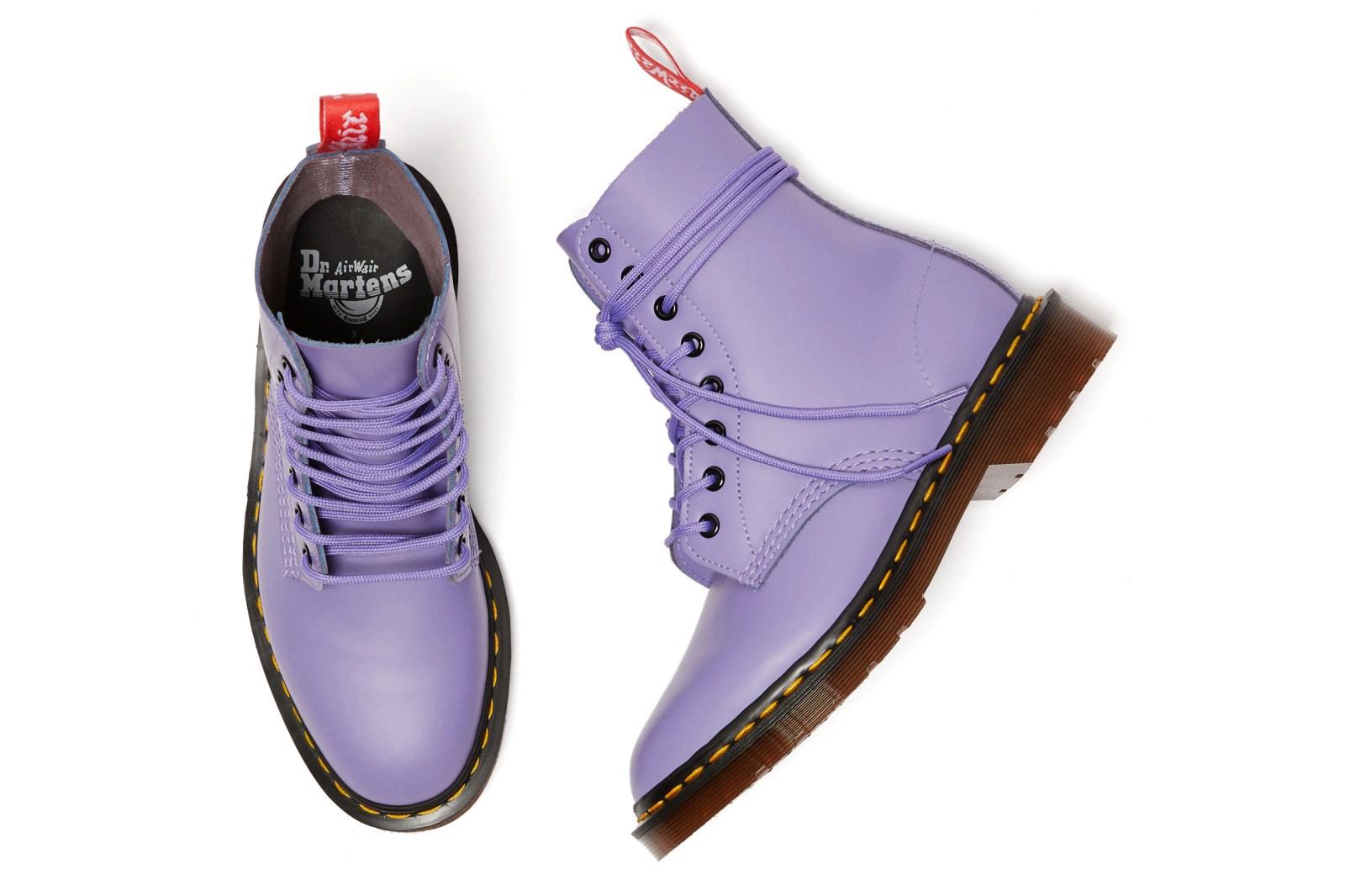 UNDERCOVER x Dr. Martens 全新聯乘 1460 靴款系列登場