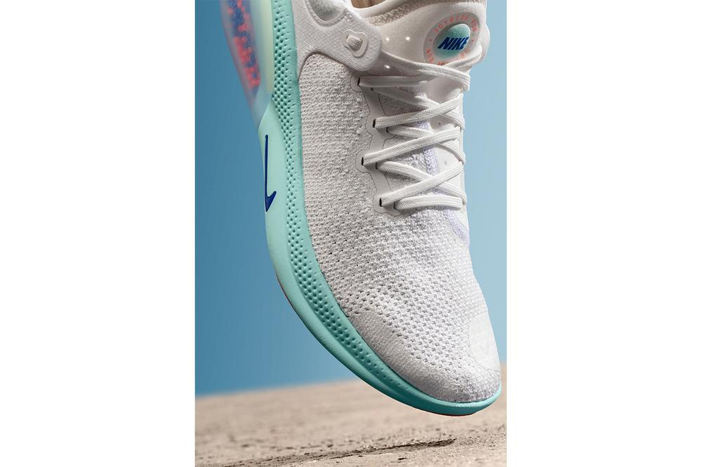 Nike 揭露全新球鞋緩震科技:Joyride