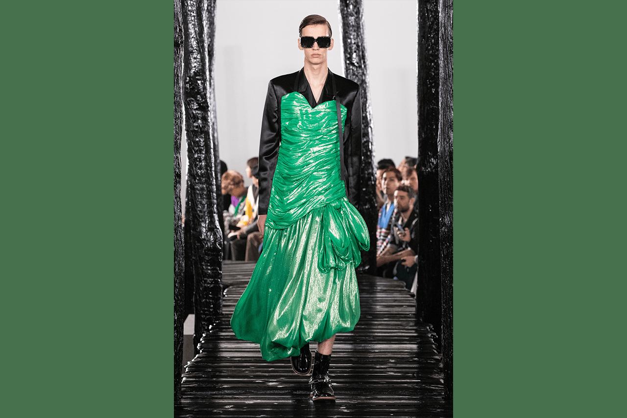 穿裙裝的男人:設計師們的反思