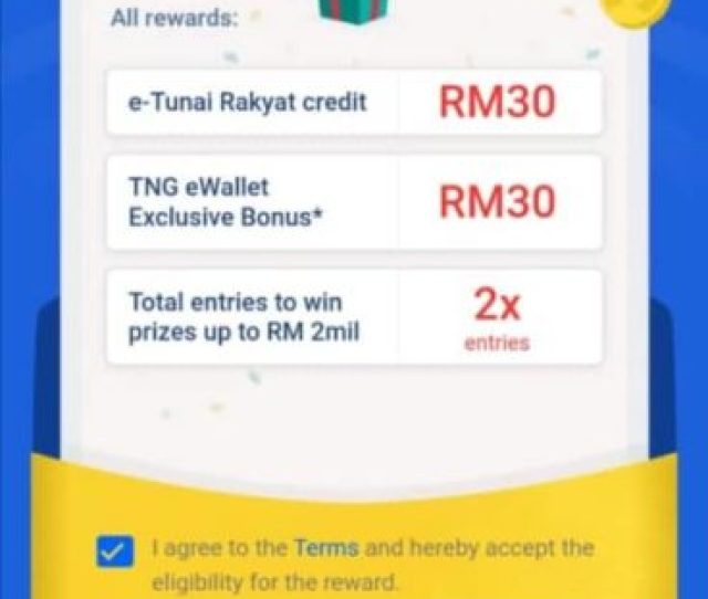 Which Is The Best E Wallet To Claim The Rm E Tunai Rakyat From