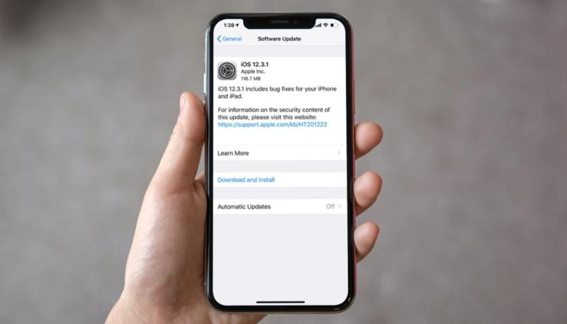 Apple iOS 12.3.1更新補丁修復了VoLTE以及信息App問題! - TechNave 中文版