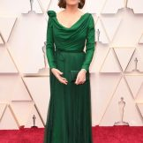 Actress Sigourney Weaver makes everyone green with envy. Picture: AFP