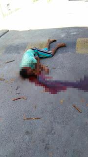 Homem é brutalmente assassinado em Camaçari 1
