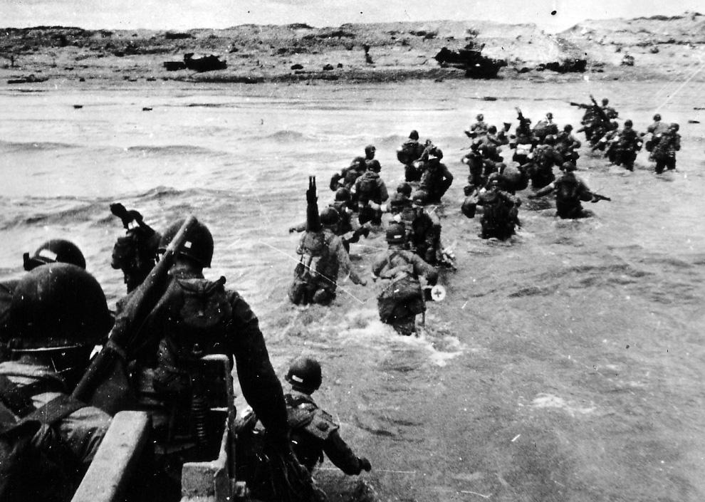 Высадка союзников в Нормандии. Второй фронт союзников: почему они его открыли только в 1944 году