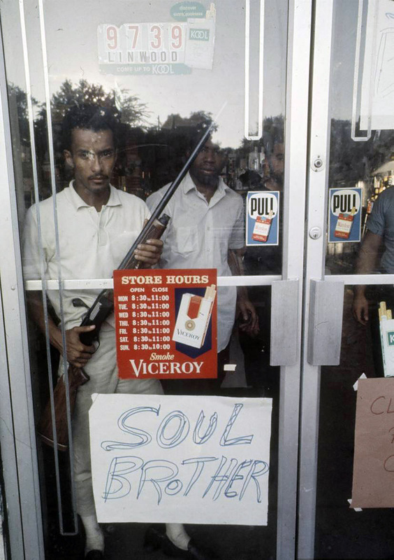 5170 Американский бунт. Детройт, 1967 год