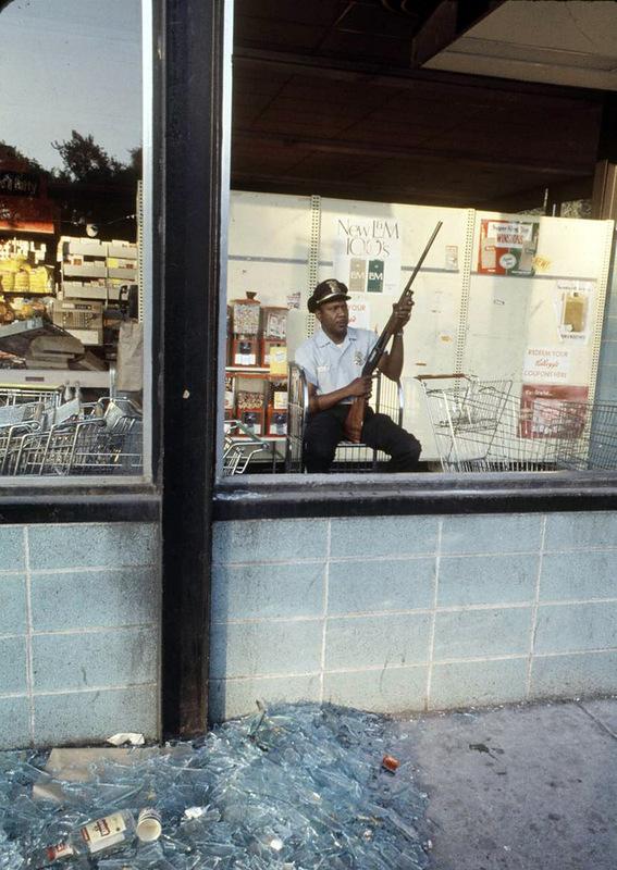 7144 Американский бунт. Детройт, 1967 год