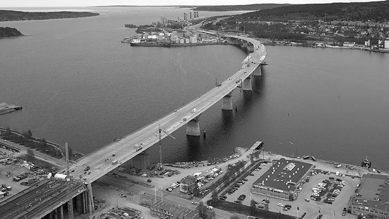 Sundsvallsbron VDC løsning