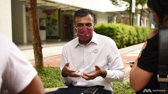 singapore people s party  spp  chairman jose raymond interview jun 30  2020  2