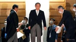 जापान की पीएम सुगा ने कहा कि पहली वार्ता के बाद ट्रम्प के साथ निकटता से समन्वय करने के लिए सहमत हुए