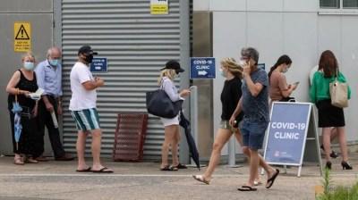 Sydney mengembalikan masker untuk mengandung varian Delta COVID-19
