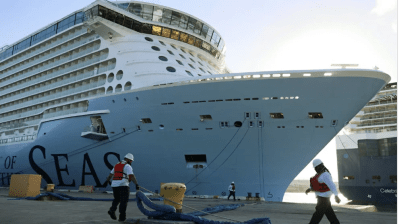 Anggota kru di Odyssey of the Seas Royal Caribbean dinyatakan positif COVID-19 COVID