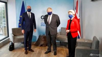 Inggris, UE menunjukkan sedikit tanda untuk meredakan pertikaian pasca-Brexit