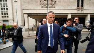 Football: Former Man Utd player Giggs pleads not guilty of assault when court hears details