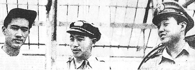 CNAC Captain Albert Mah