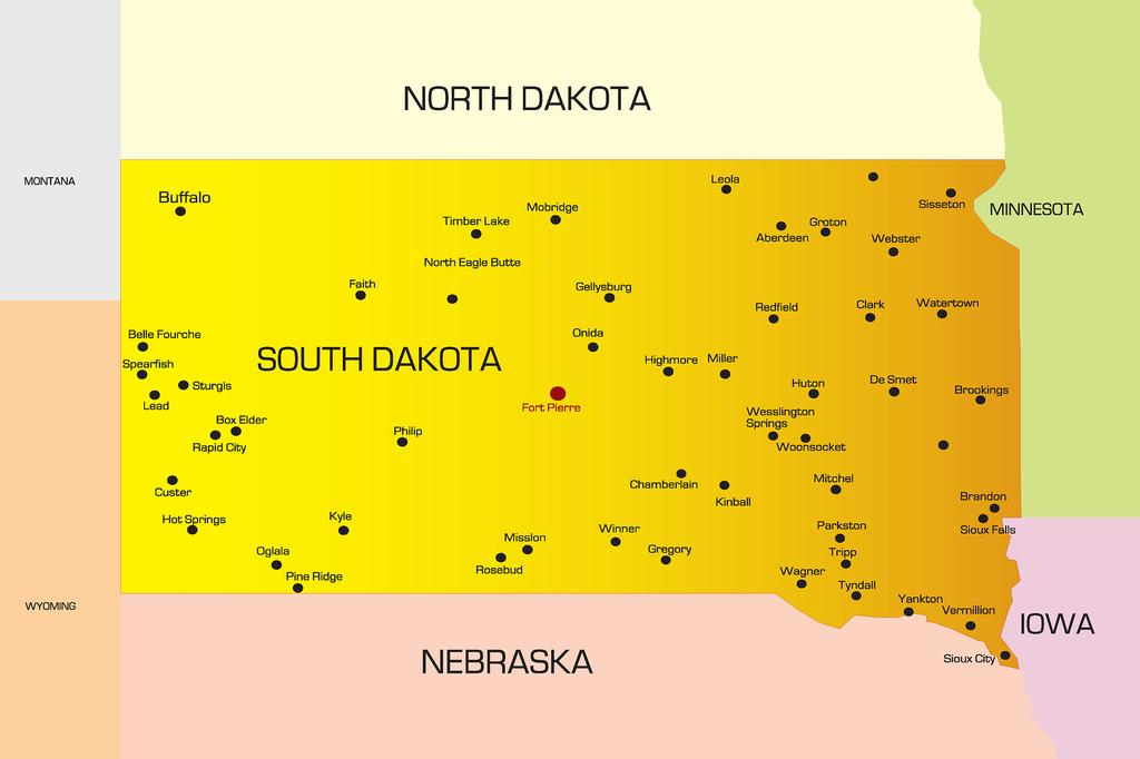 South Dakota CNA Requirements and State Approved Training