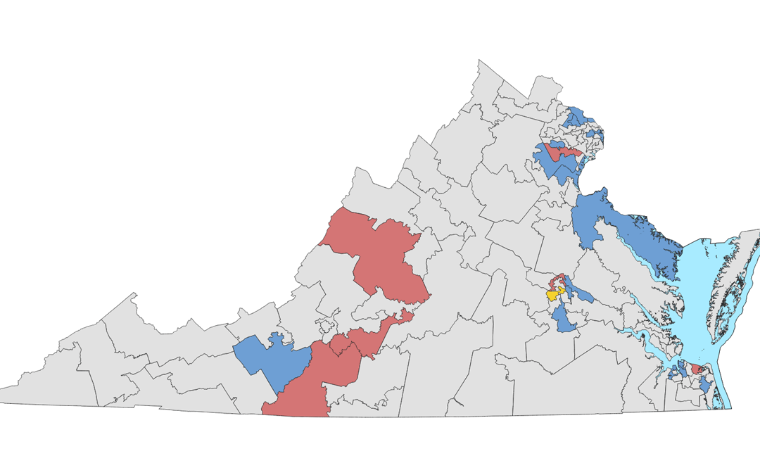 Final Predictions: The Virginia House of Delegates