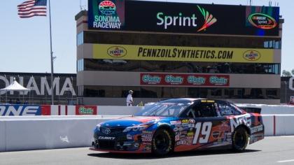 NASCAR at Sonoma Raceway