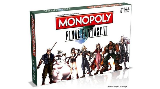 final-fantasy-7-monopoly-set