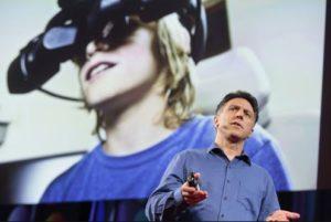 Howard Rose speaking at TedMed