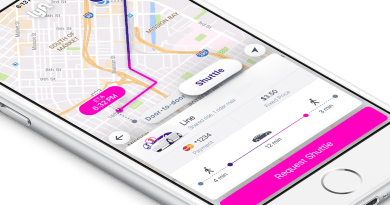 Lyft Shuttle mimics mass transit with fixed routes and fares