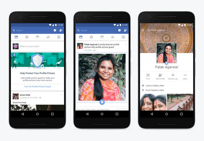 Facebook Adding New Profile Image Tools to Protect Users from Identity Theft and Misuse | Social Media Today