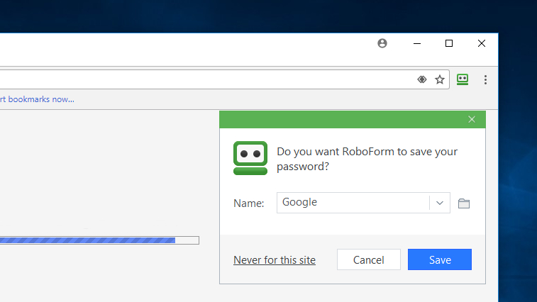 Roboform's free desktop version is strictly limited, but you can sync across as many mobile devices as you like