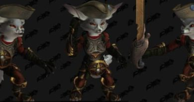 Possible New Allied Race For World Of Warcraft Uncovered