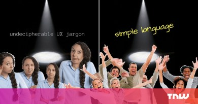 UX designers, stop the jargon and keep it simple