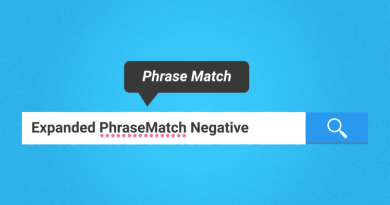 Expanded phrase match negatives: A script for misspellings