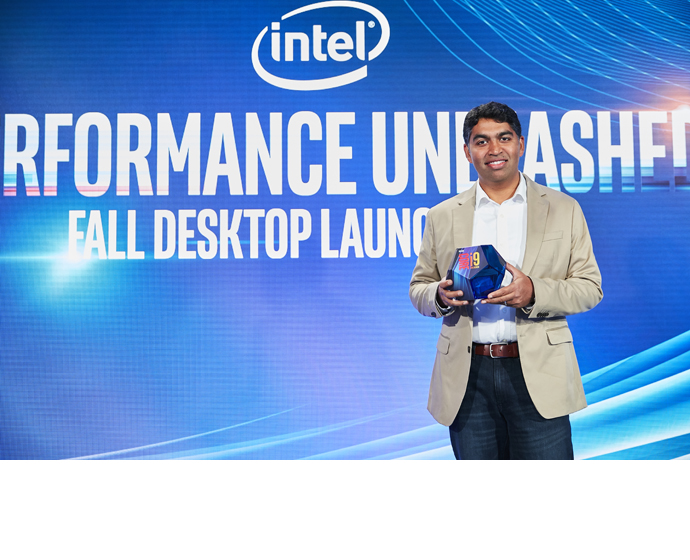 Intel Fall Desktop Keynote 1