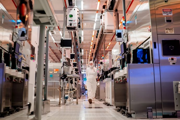 intel 2018 manufacturing